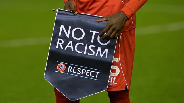ФИФА закончит сражаться срасизмом?