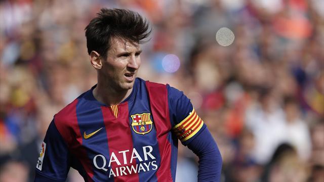 Lionel Messi: Bayern Munich thrashing hurt us very badly