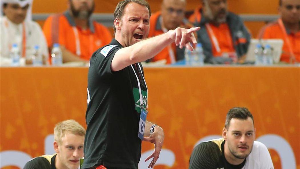 Vor Em Qualifikation Handballer Testen Gegen Die Schweiz Handball