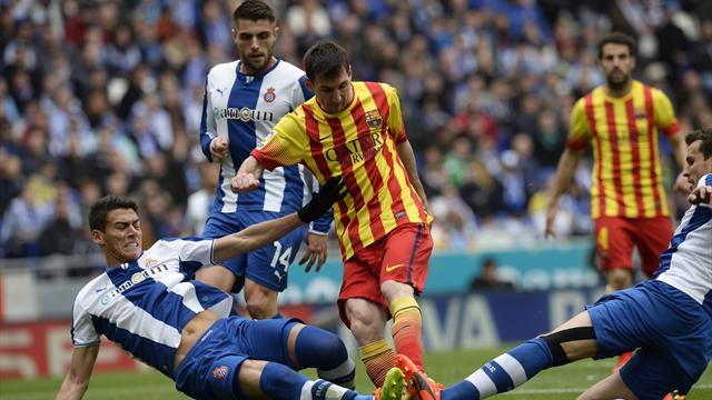 Même si c'est un derby, Barcelone n'a pas à avoir peur de l'Espanyol