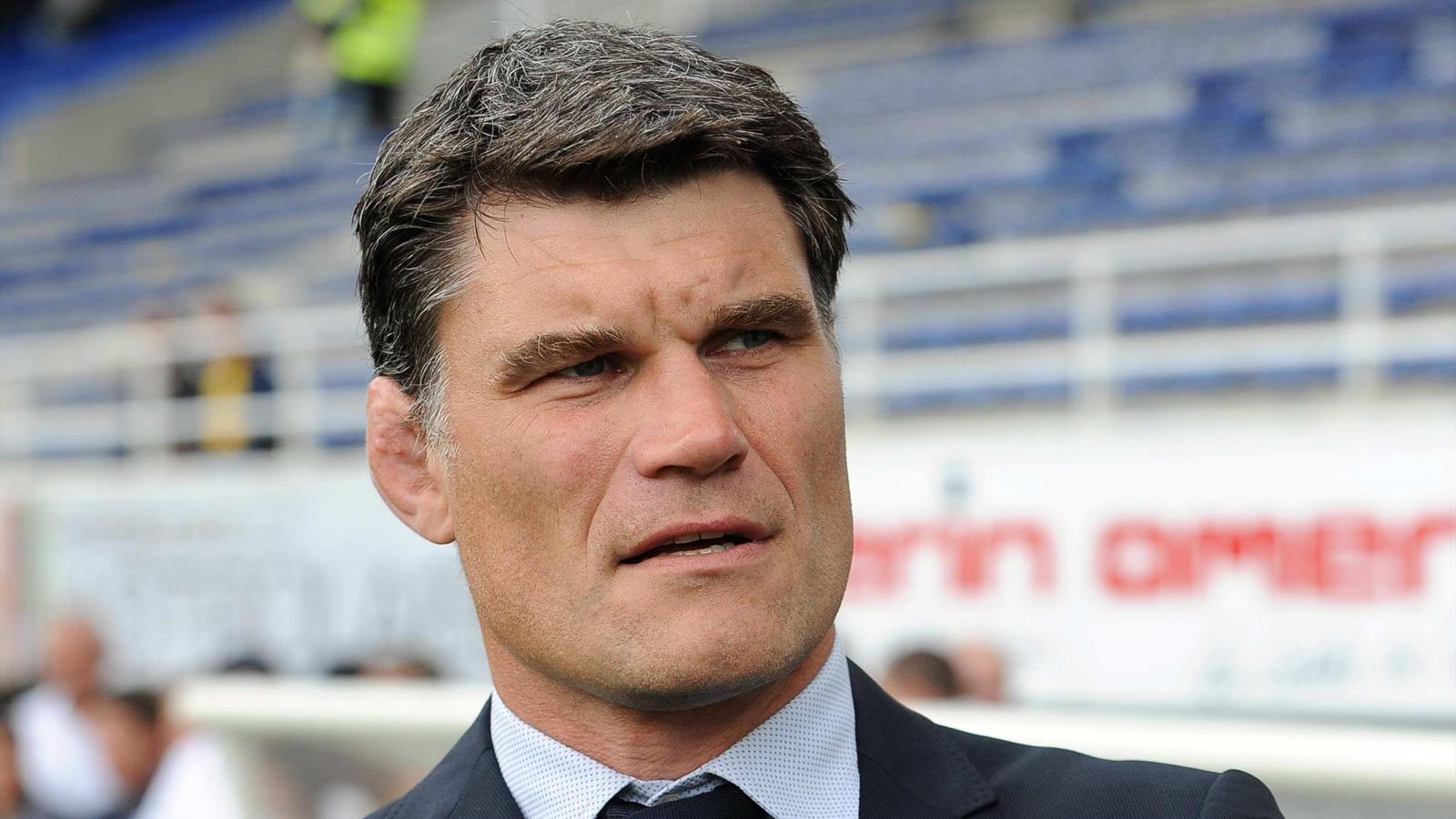 Fabien Pelous ne sera pas le prochain sélectionneur du XV de France