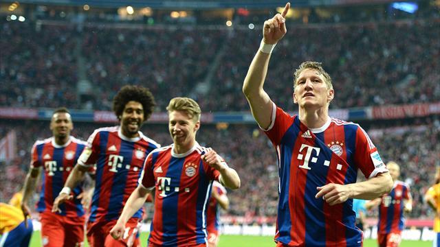 Le Bayern Munich annonce le départ de Schweinsteiger à Manchester United