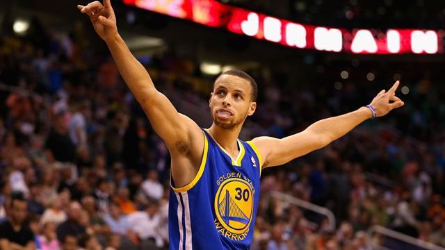 Curry toujours plus fort, San Antonio reste intraitable : ce qu'il faut retenir de la nuit