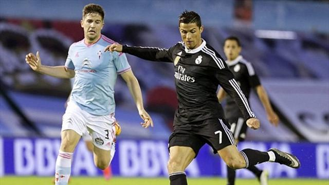 تشيتشاريتو المتوهج يقود ريال مدريد لفوز ثمين على سيلتا فيغو-كرة القدم-الدوري الإسباني