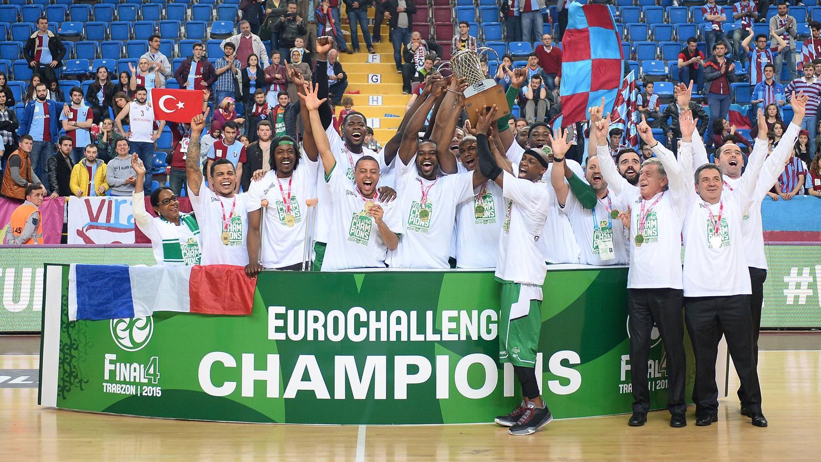 Treize ans apr s nancy nanterre remporte une coupe d 39 europe et embellit son histoire - Coupe d europe de basket feminin ...