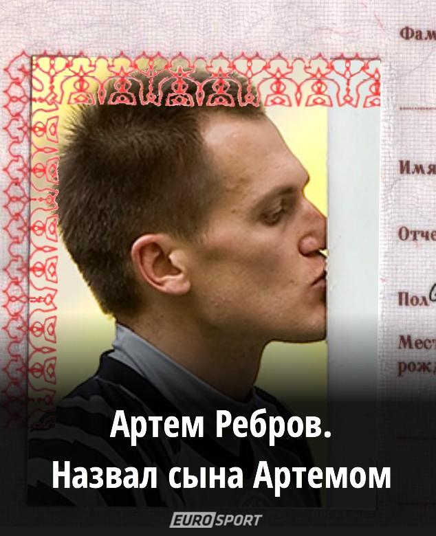 Артем Ребров