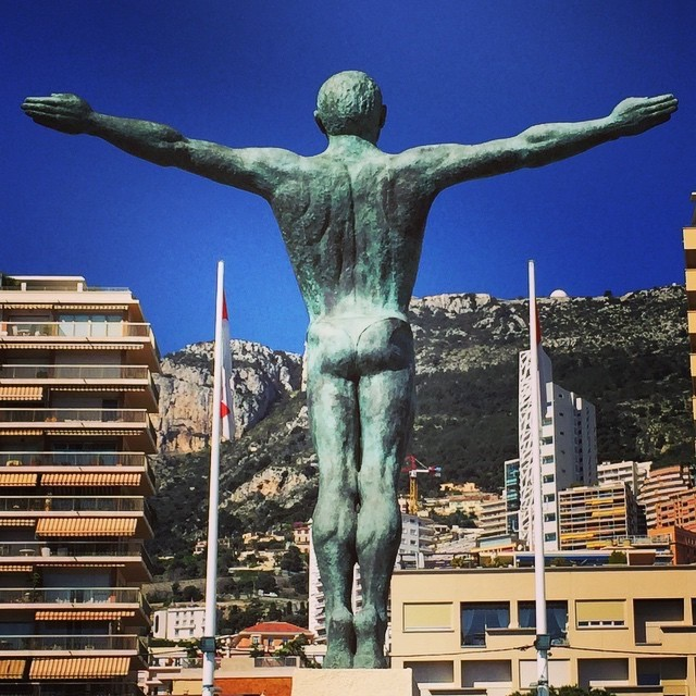 Тимур Журавель в Монако