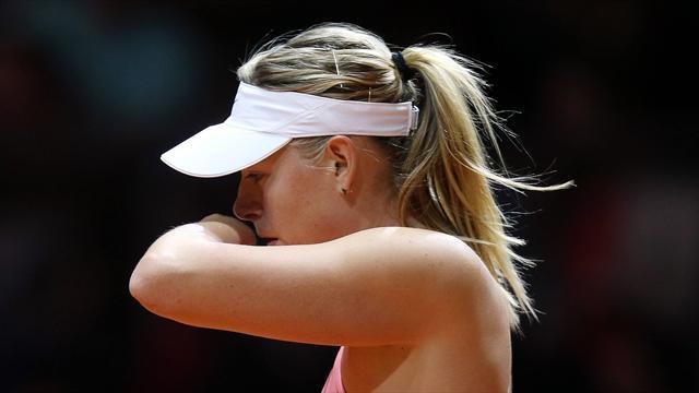 Sharapova annonce son forfait