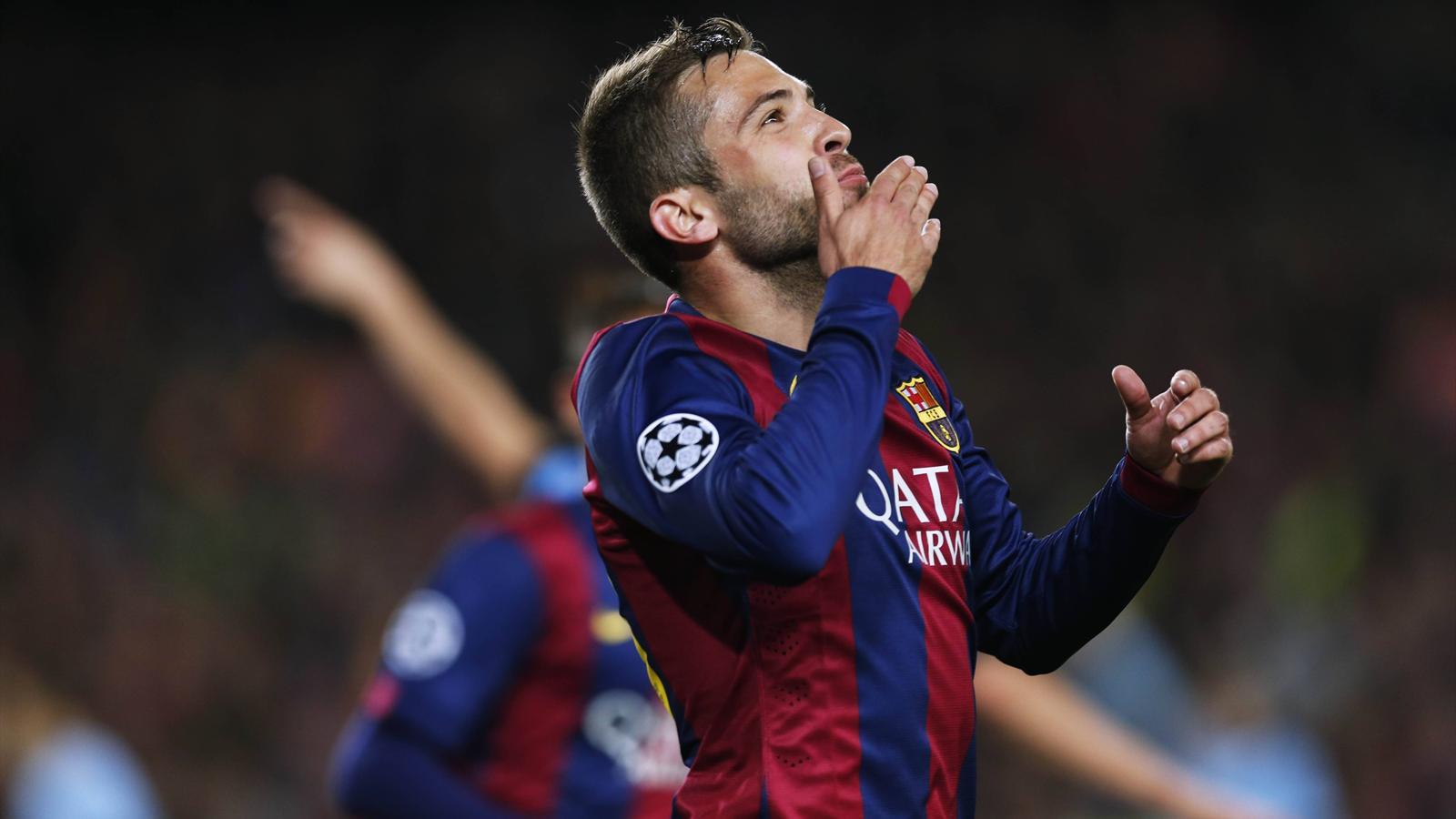 jordi alba extends barcelona deal until 2020 liga 2014