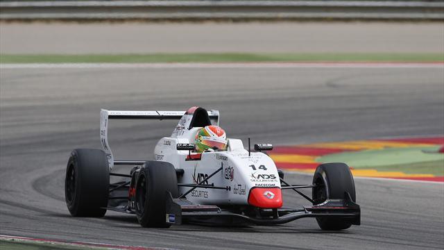 Eurocup Formula Renault 2.0 : Victoire française à Silverstone