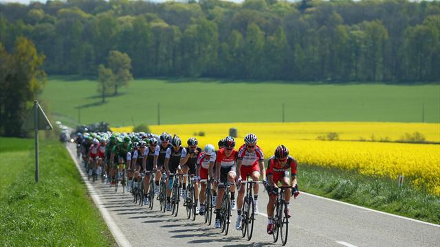 La Flèche Wallonne vai para a estrada esta quarta-feira