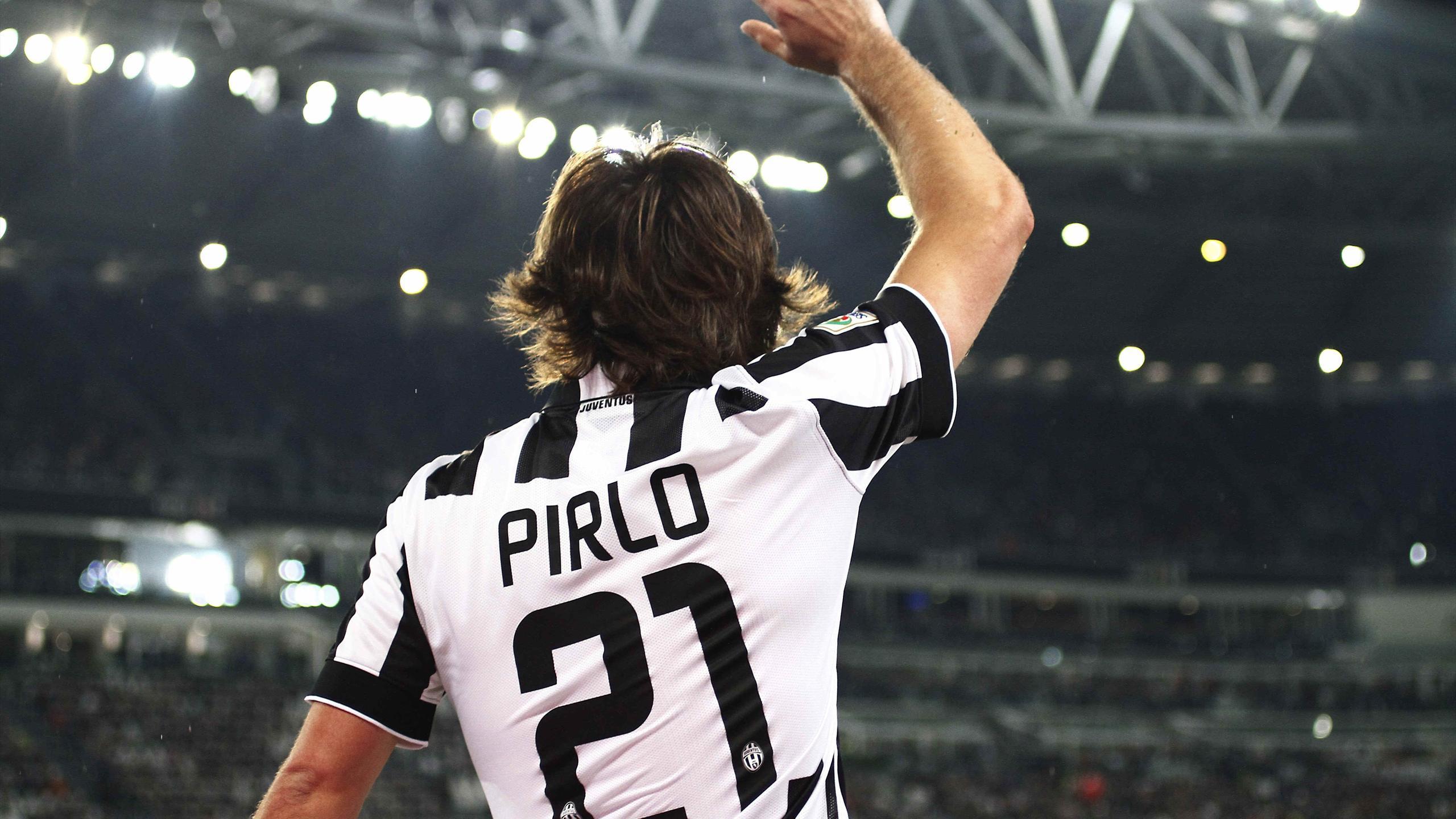 Andrea Pirlo Juventus 2015 LaPresse