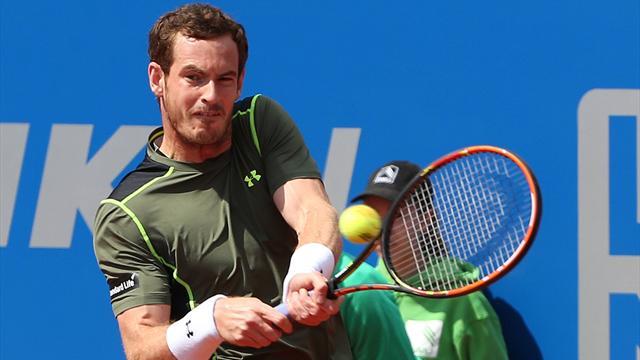 Murray écarte Rosol et se prépare pour sa demi-finale ce samedi