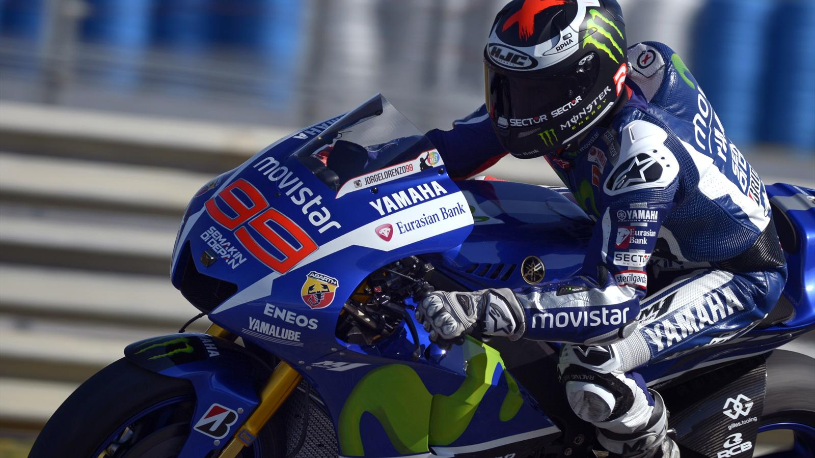 Jorge Lorenzo (Yamaha Factory) - GP os Spain 2015