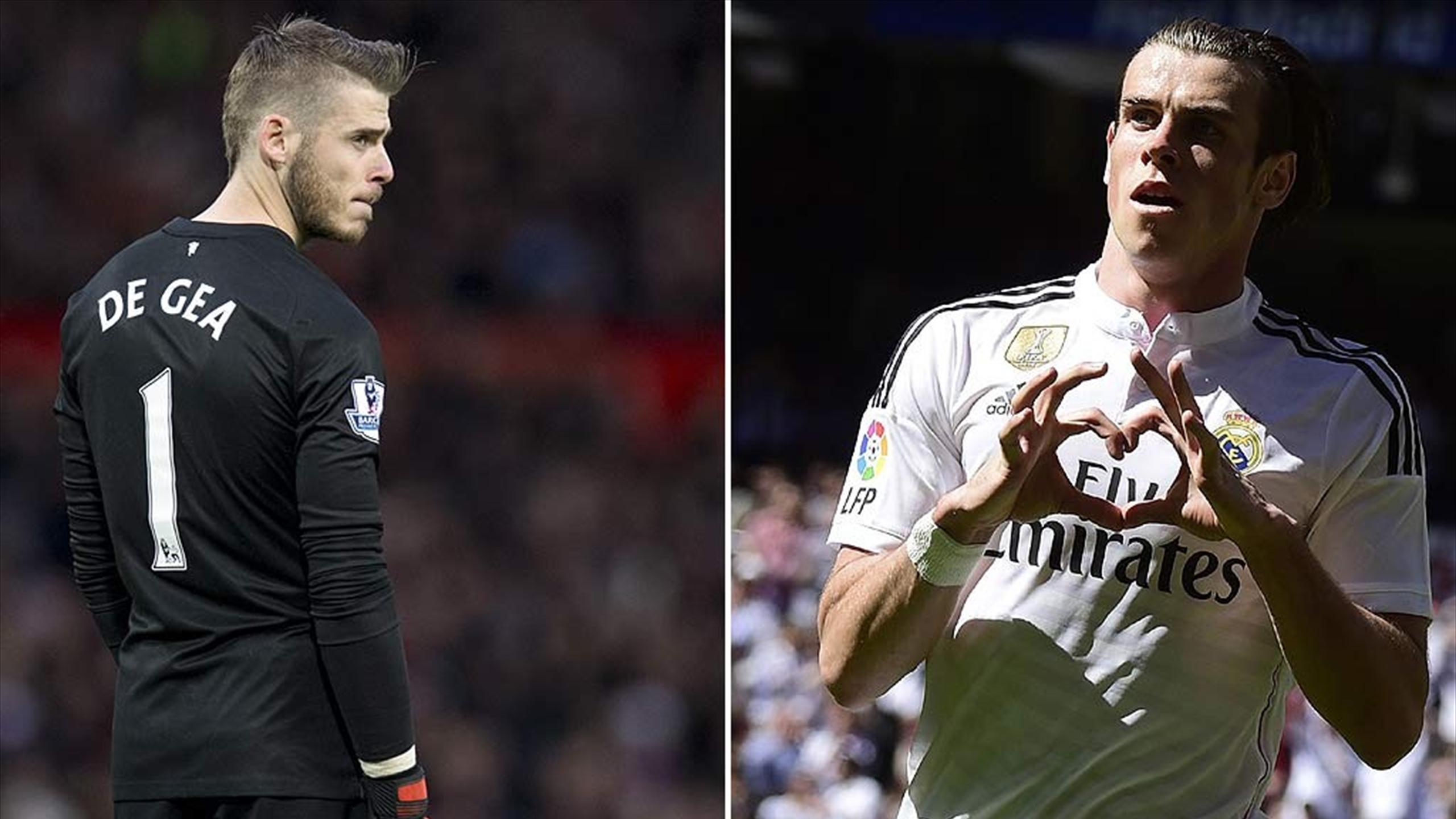 David De Gea / Gareth Bale