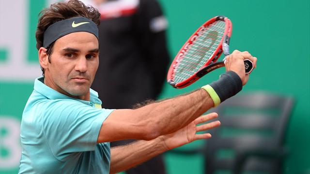 Federer - Cuevas EN DIRECT