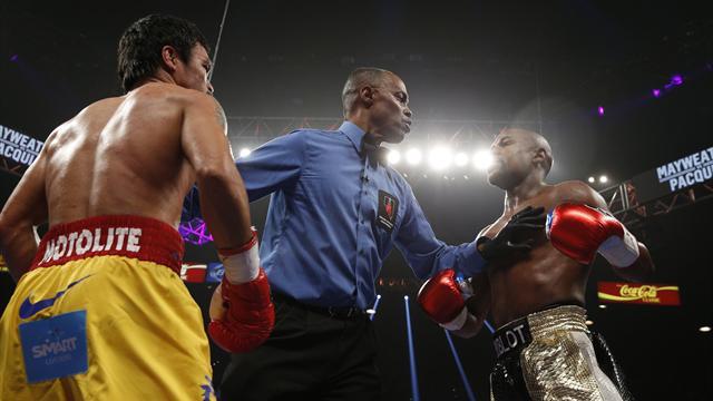 Un monde d'écart : Mayweather a surtout pensé à l'argent et Pacquiao à la boxe et au public