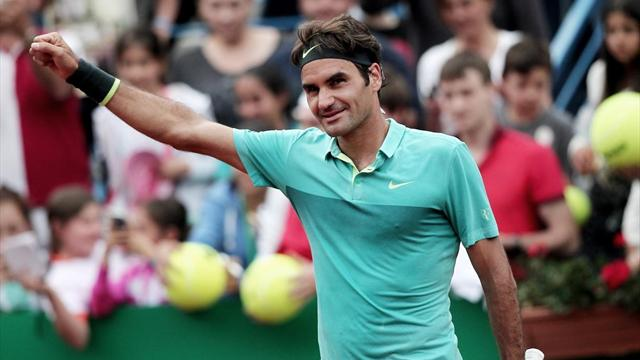 Federer'i bu fiyata izledik