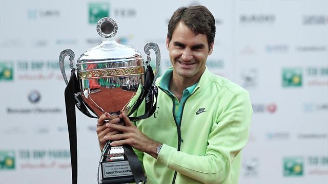 İstanbul'da şampiyon Federer!