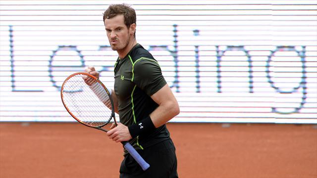 Andy Murray s'offre une premi�re � Munich