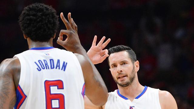 Les Clippers font le show, les Bucks pour le dunk avec la planche : le Top 10 de la nuit