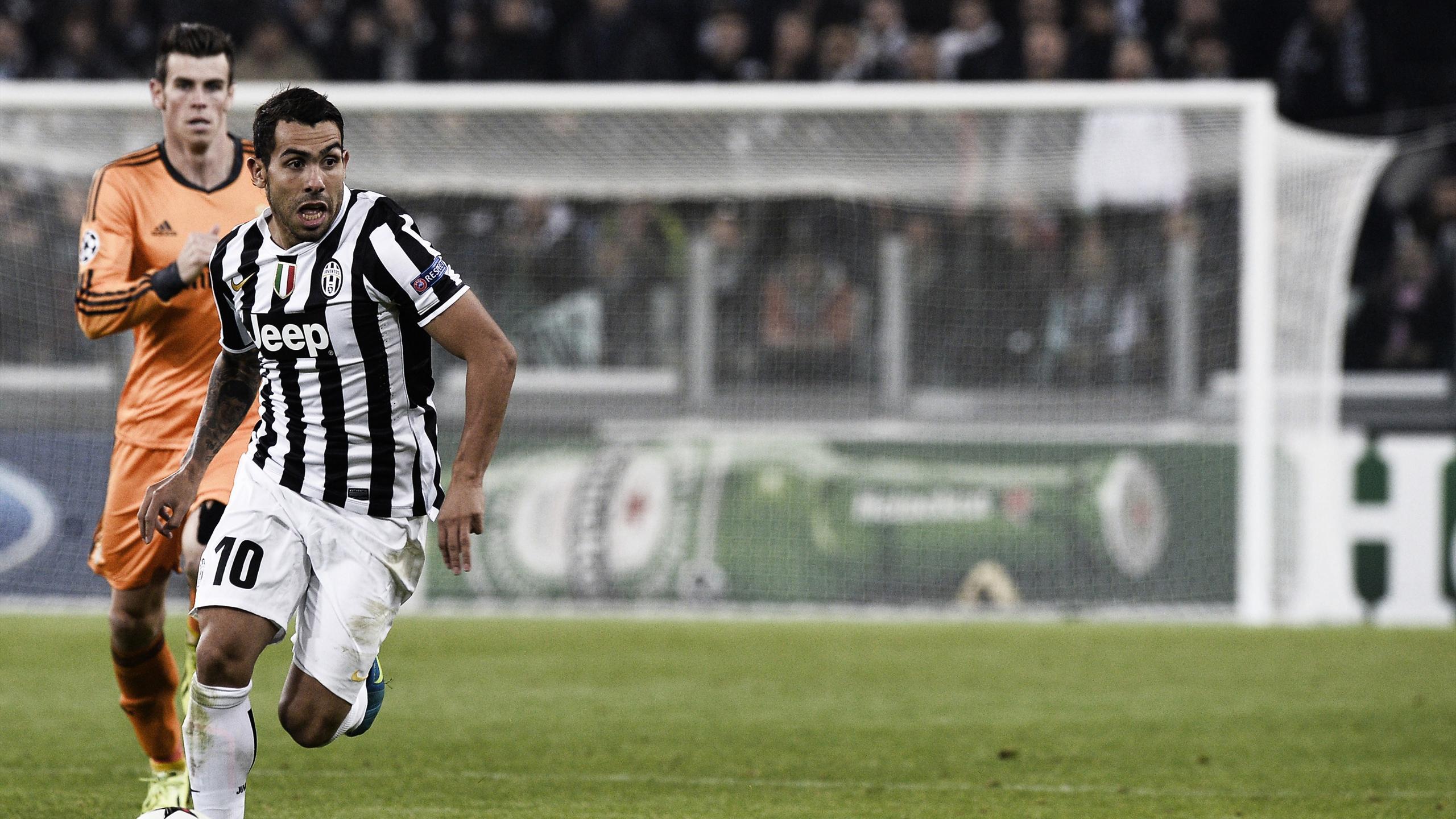 2015, Carlos Tevez, Gareth Bale, Juventus-Real Madrid, LaPresse
