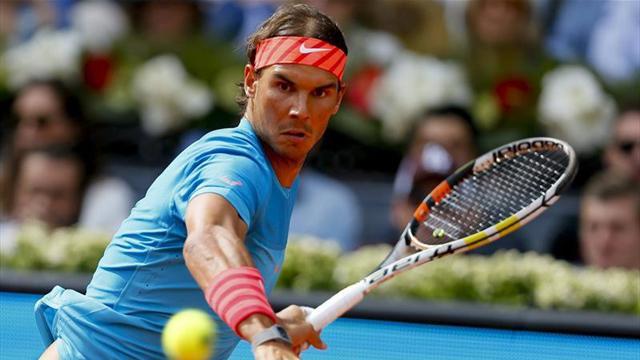 Rafael Nadal, Madrid'de ilk maçında zorlanmadı