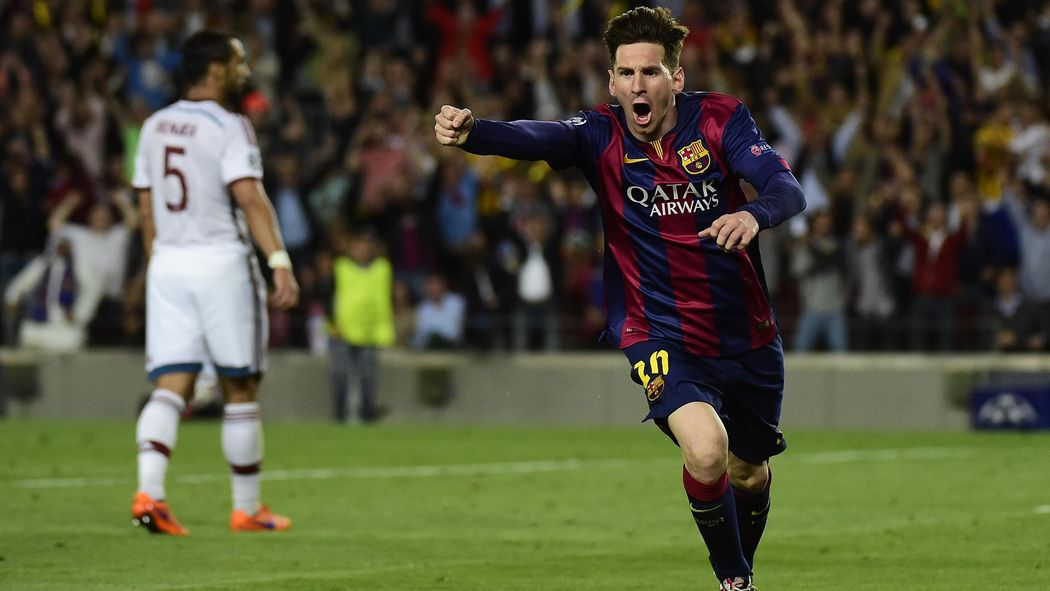 5d9385cf85915 Barcelona-Bayern  Palabra de D10S (3-0) - Champions League 2014-2015 -  Fútbol - Eurosport Espana