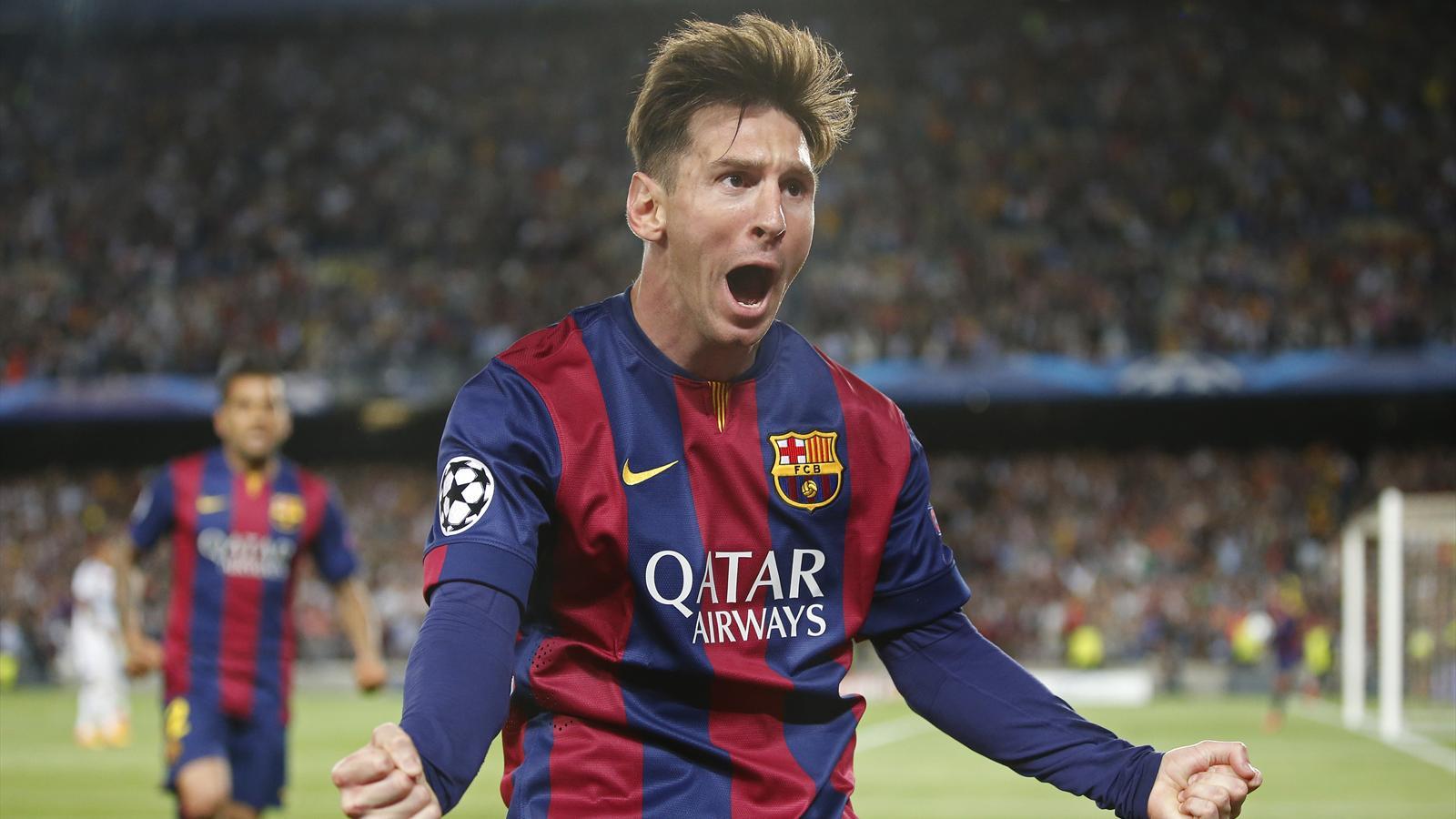 Lionel Messi Fires Late Brace As Barcelona Beat Bayern Munich Eurosport