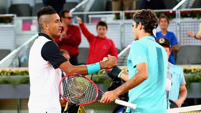 Tra passato e futuro: Federer vs Kyrgios, il regno del tennis sospeso in un limbo
