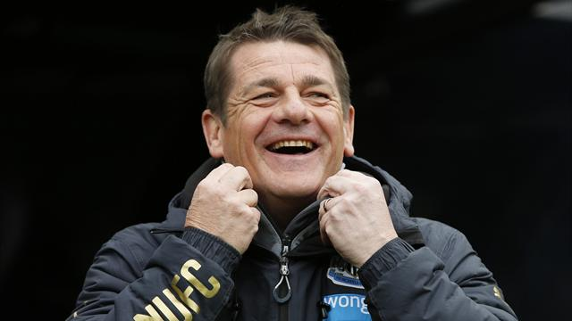 John Carver: I'm the best coach in the league