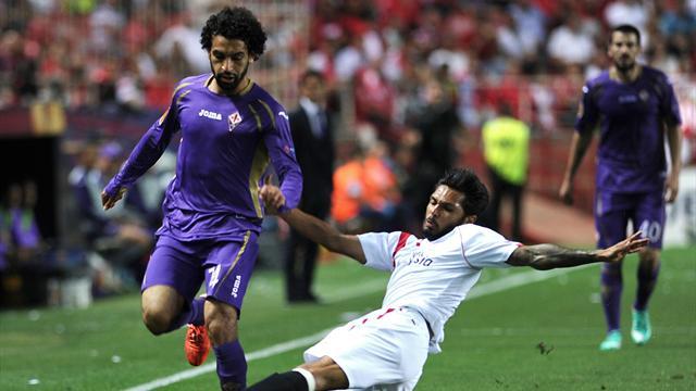 محمد صلاح  - فيورنتينا - إشبيلية