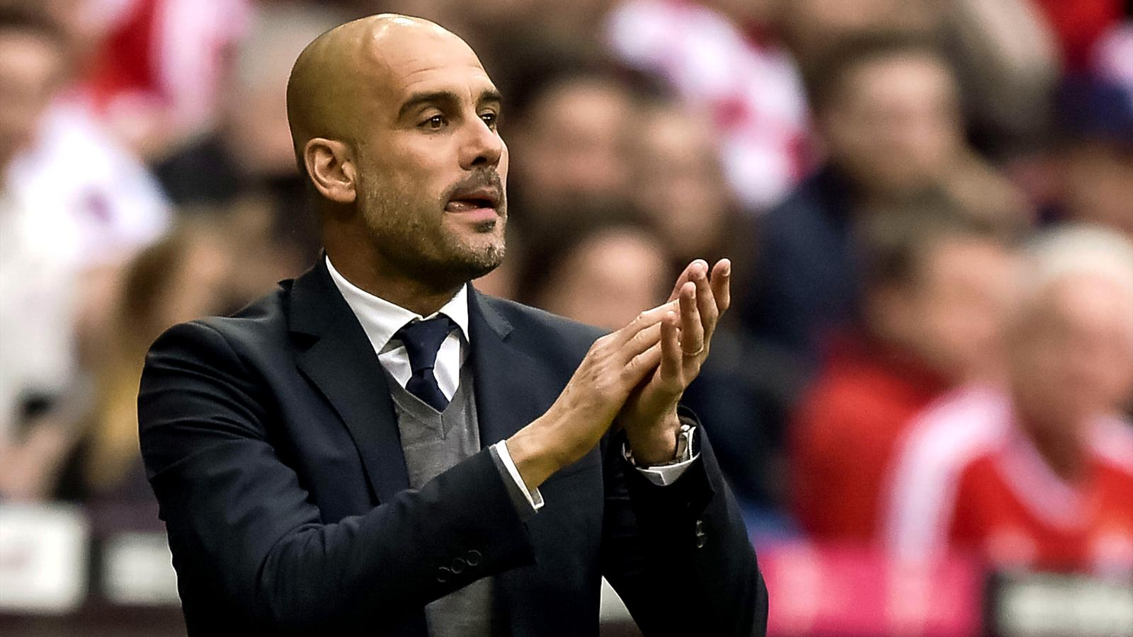 Pep Guardiola 'agrees to coach Manchester City this summer' - Premier League 2012-2013 - Football - Eurosport