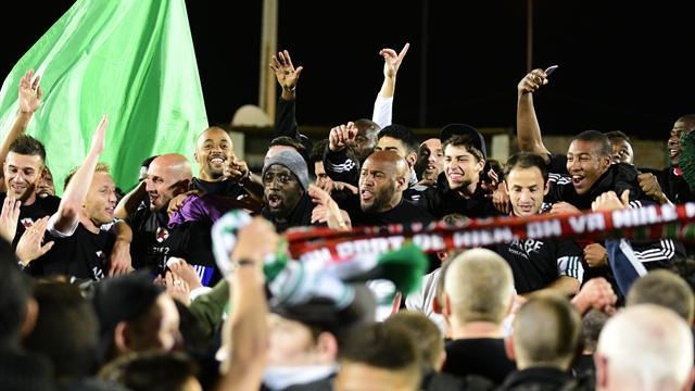 Seize ans après l'avoir quittée, le Red Star fête son retour en Ligue 2