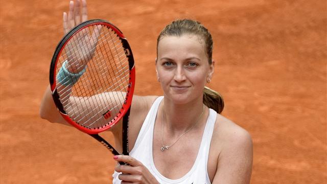 Madrid'de şampiyon Kvitova!