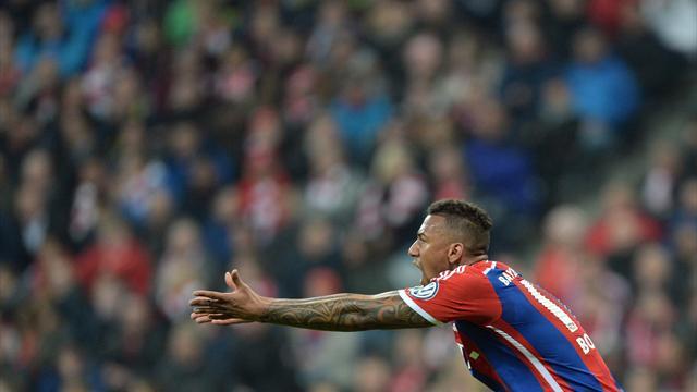 """Malgré sa """"mésaventure"""" du Camp Nou, Boateng est bien un des meilleurs défenseurs du monde"""