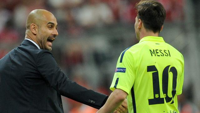 ¿Dónde ver el Barcelona-Manchester City?