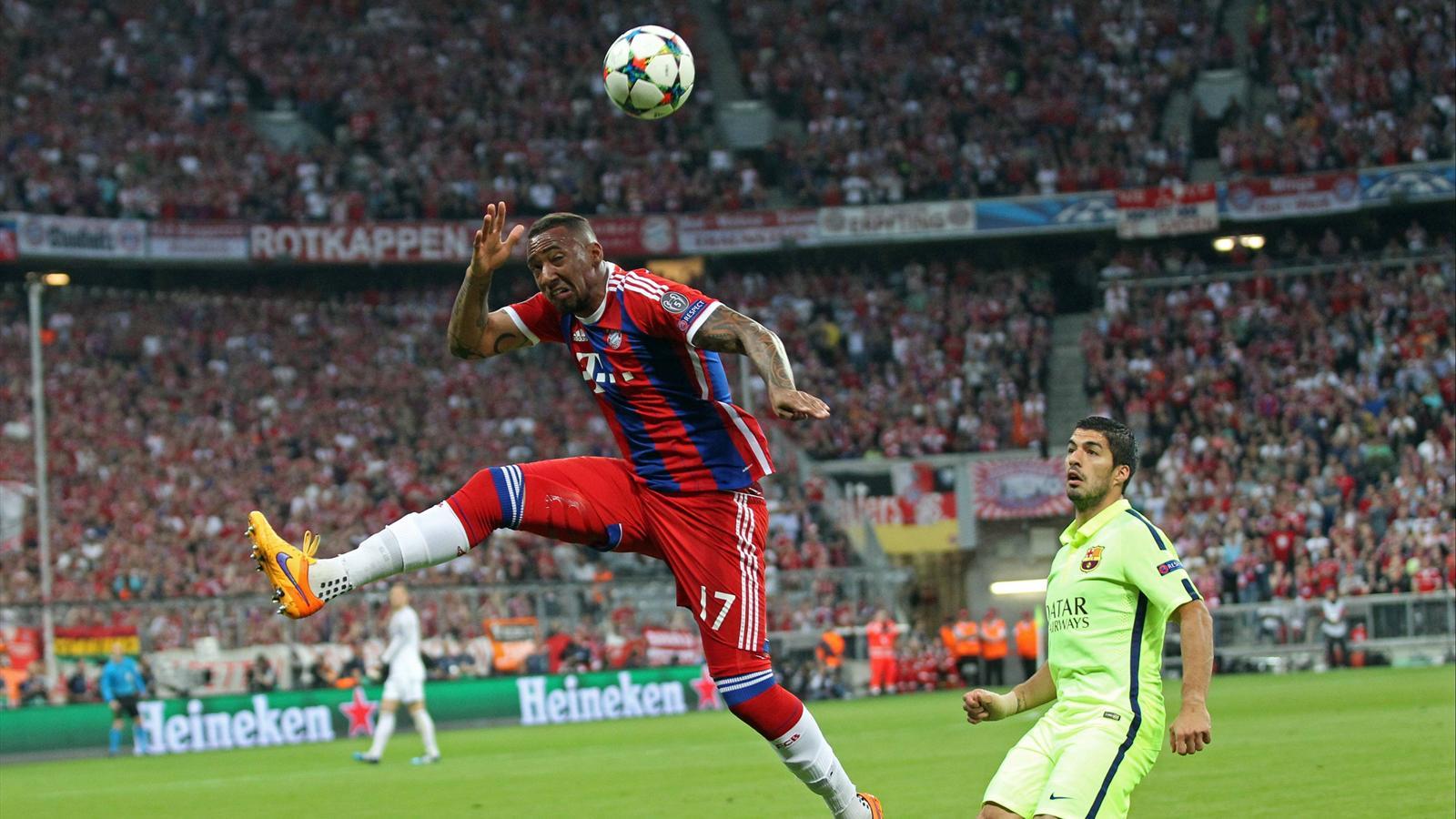 Боатенг и Суарес, «Бавария» – «Барселона»