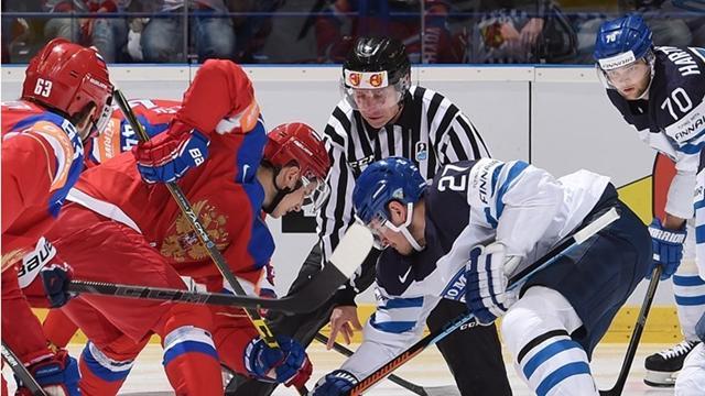 Россия переиграла Финляндию и вышла в полуфинал на Канаду