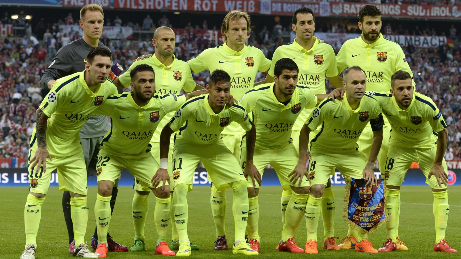 In-depth: Is this the greatest Barcelona side in history? - Champions League 2014-2015 ...