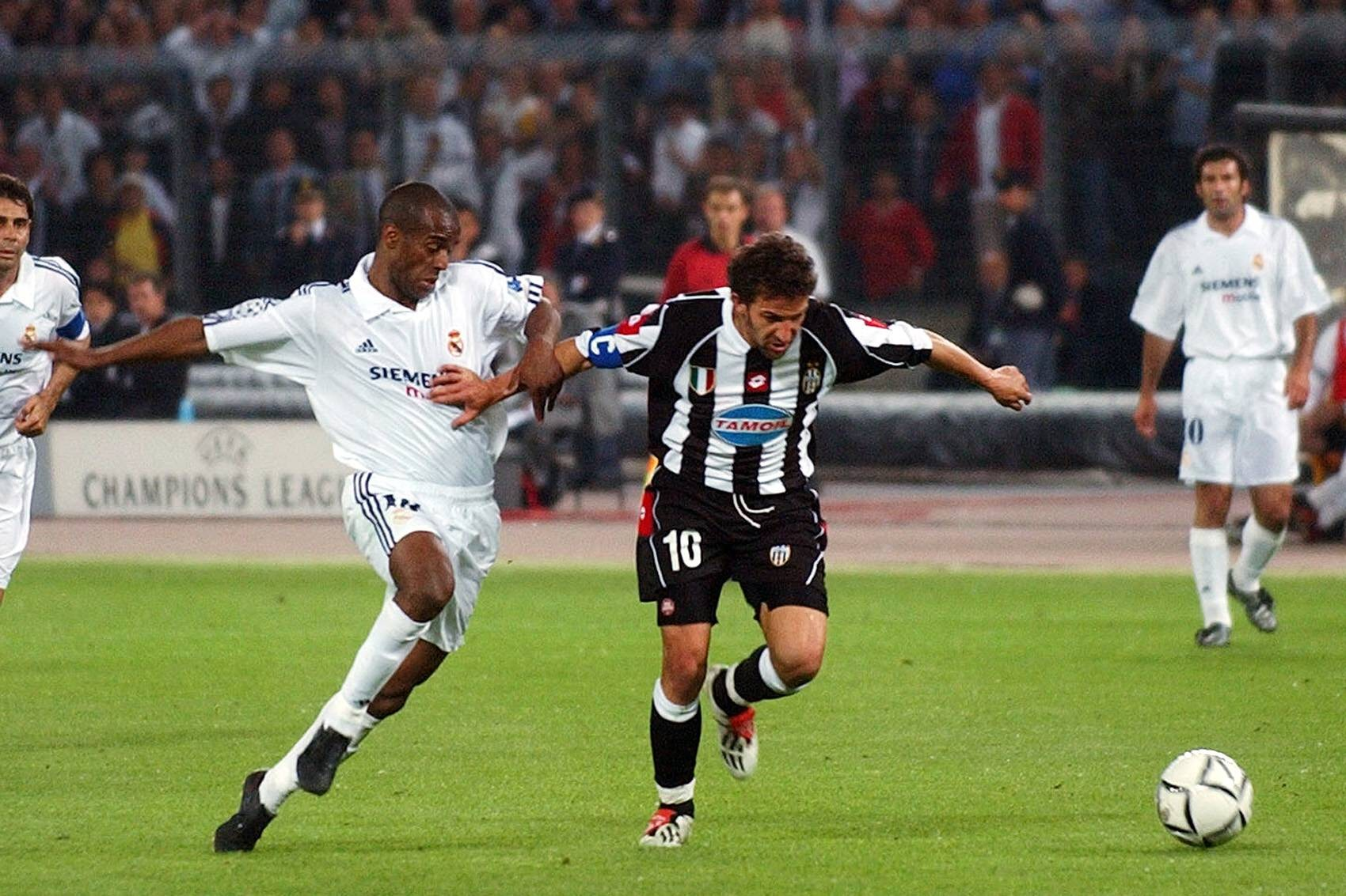 Алессандро дель Пьеро, «Реал» – «Ювентус»-2003