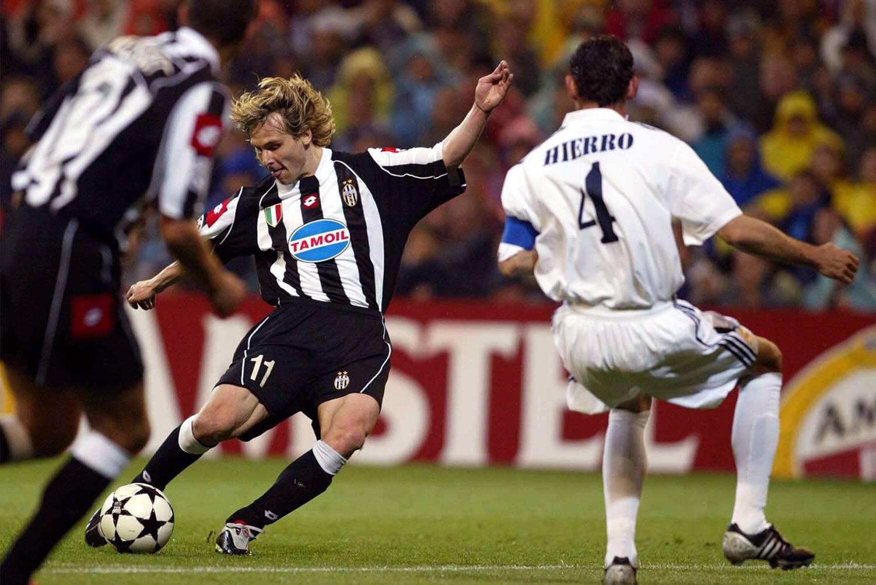 Павел Недвед, «Реал» – «Ювентус»-2003