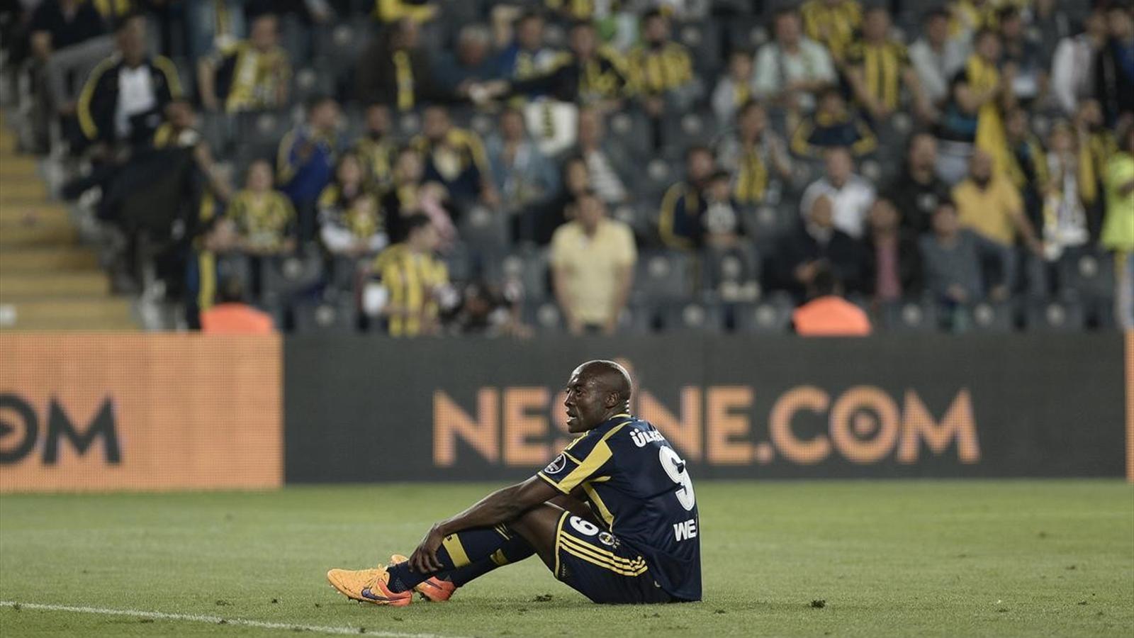 Fenerbahçe Kayseri Erciyesspor Pierre Webo