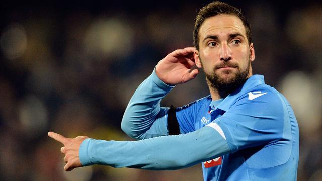 Higuain, 90 millions, Serie A, C1 : les enseignements d'un transfert record