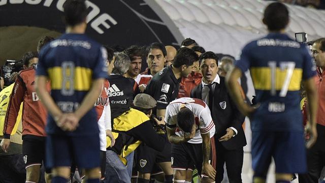 Boca turnuvadan atılma tehlikesi yaşıyor