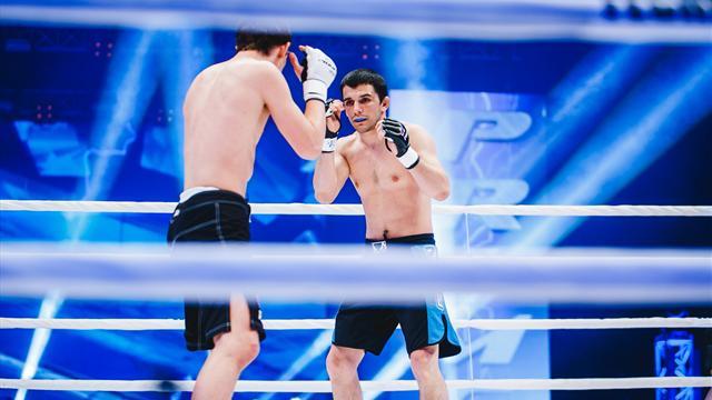 В России стартует международный бойцовский проект Prime Selection