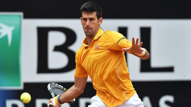 Mais qui peut arr�ter Djokovic ? Pas Ferrer en tout cas...