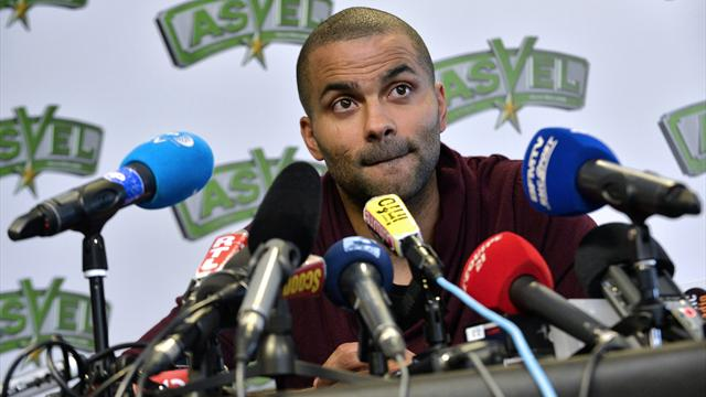 """Parker : """"Je compte garder l'ASVEL 25-30 ans et faire grandir ce club"""""""