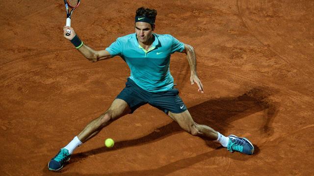 Le programme de dimanche : Federer et Tsonga au menu sur le Chatrier