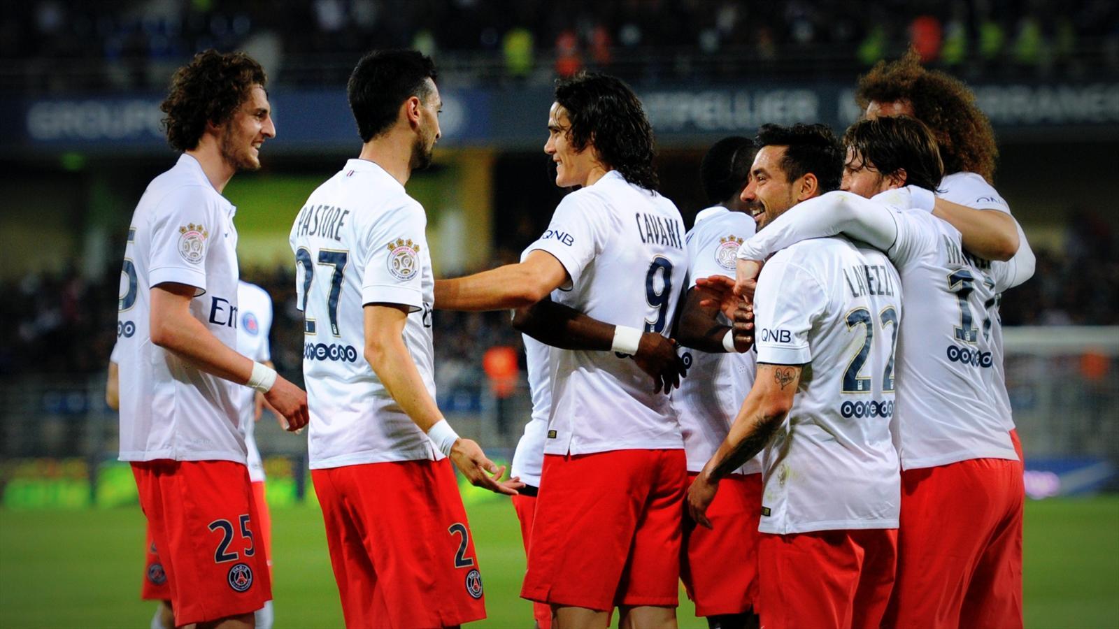 Video: Montpellier vs PSG